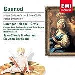 グノー:聖チェチーリア・ミサ曲/小交響曲