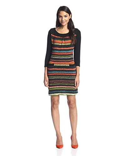 Aryeh Women's Abstract Shift Dress