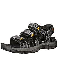 CAT Capsule Men's Sandals, Black