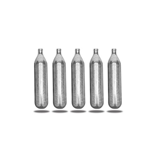 SALT CO2 Cylinders for the SALT Pepper Spray Gun