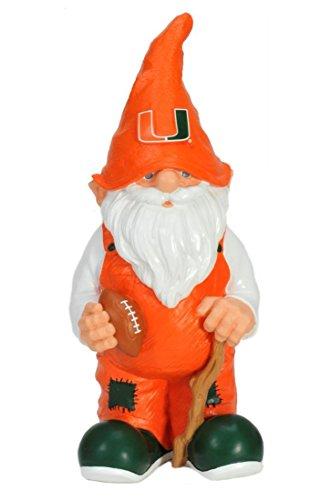 Miami Hurricanes Garden Gnome - 11