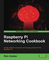 Raspberry Pi Networking Cookbook Front Cover