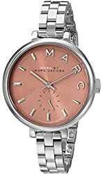 Marc by Marc Jacobs Women's MBM3365 Sally Stainless Steel Bracelet Watch
