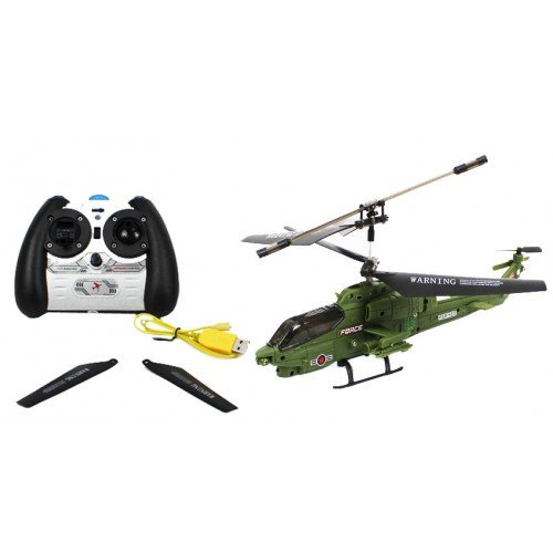 Syma F108G Marine Combat GYRO 3.5CH Electric RTF RC Helicopter Great Quality Crash Resistant RC Helicopter