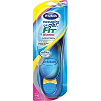 Dr. Scholl's Massaging Gel Fit Insoles for Women, 1 pair, 6-10