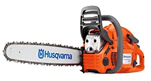 Husqvarna 24 60.3cc Gas Chain Saw