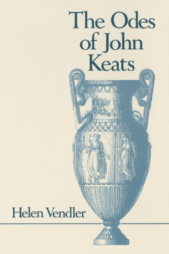 The Odes of John Keats (Belknap Press)