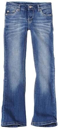 Levi's Big Girls' Regs 5524 Skinny Flare Jean, Athena, 7