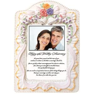 25th Wedding Anniversary Gifts For Parents Uk : Wedding Anniversary Gifts: 25th Wedding Anniversary Gifts To Parents