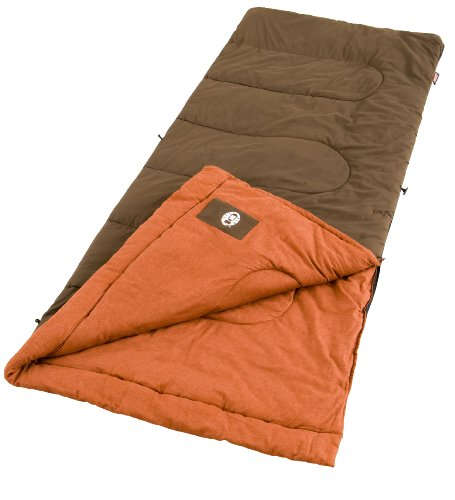 Coleman Crystal Lake Warm-Weather Sleeping Bag