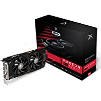 XFX Radeon RX 470 RS Black Edition True OC DirectX 12 RX-470P437BM 4GB 256-Bit Video Card (B01LZC7XKT)