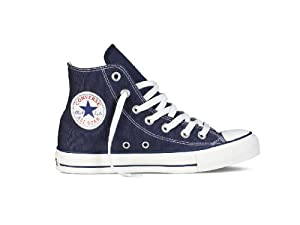 Converse Chuck Taylor All Star Hi Shoes M9622_9 Navy