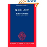 Spatial Vision (Oxford Psychology Series)
