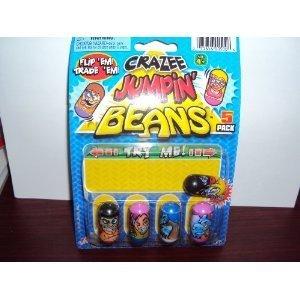 Ja-Ru Crazee Beans 5 Pack