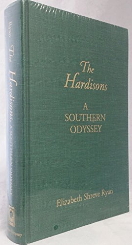 the-hardisons-a-southern-odyssey-by-elizabeth-shreve-ryan-1997-04-30