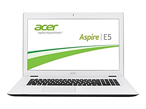 "Acer Aspire E5-772G-54CL PC Portable 17"" (Intel Core i5, Disque Dur 1 To, 6 Go de RAM, NVidia GeForce 920M 2 Go, Windows 8.1) Blanc/Noir"