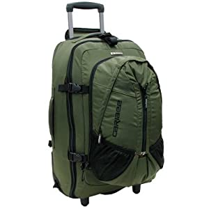 Flight 70 Litre Wheeled Travel Pack (olive)