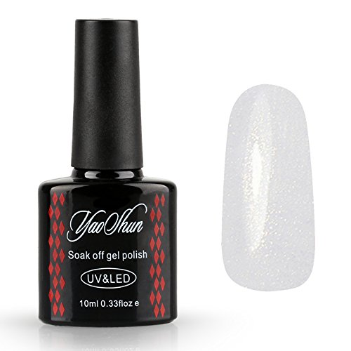 Yaoshun-Brand-Gel-Nail-Polish-Soak-Off-Nail-Varnish-UV-LED-Manicure-Shiny-Colour-10ml-155