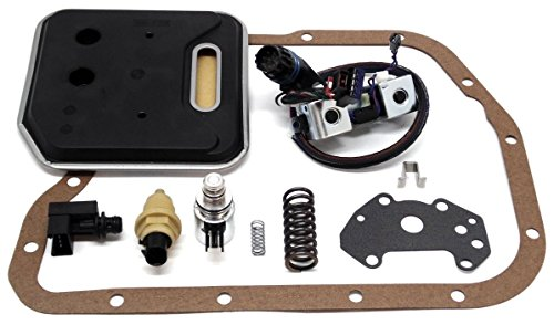 Wellington Parts Corp Solenoid Service & Upgrade Kit 46RE 47RE 48RE A-518 2000-On Heavy-Duty (21450) (Dodge Dakota Transmission Parts compare prices)