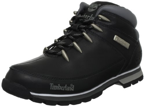 Timberland Euro Sprint Hiker 6200Rm, Herren Stiefel, Schwarz (Noir (Black)), 49 EU