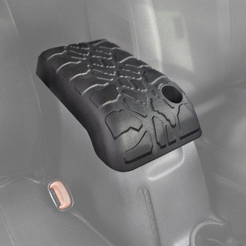 2001-2006 Jeep Wrangler (TJ) - Boomerang® Tire Tread ArmPad - Center Console Armrest Cushion (Tj Jeep Wrangler Console compare prices)