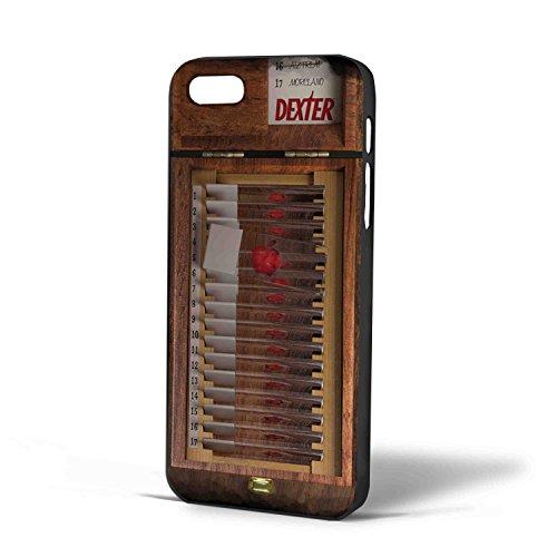 Dexter Blood Slide Boxes for Iphone Case (iPhone 5/5s Black)