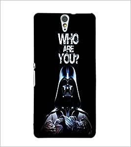 PrintDhaba Quote D-3763 Back Case Cover for SONY XPERIA C5 ULTRA (Multi-Coloured)