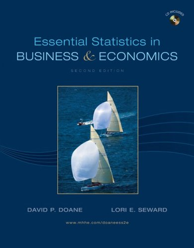 Essential Statistics in Business and Economics with...