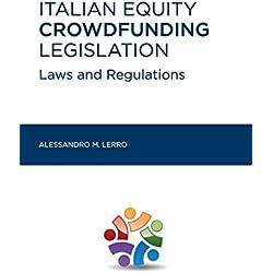 Italian Equity Crowdfunding Legislation: Laws and Regulations
