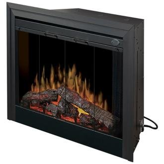 Dimplex 39 In. Stone Surround Built-In Electric Fireplace Multicolor - Bf39Stp-Bsstn