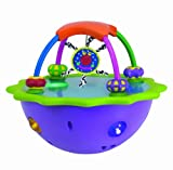 Manhattan Toy Whoozit Wobble Round Ball (Multicoloured)