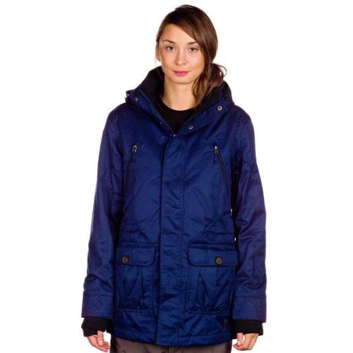 Damen Snowboard Jacke Sessions Ridgeline Jacket Women