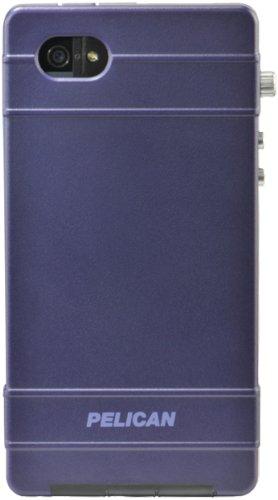 Pelican Ce1180I50A91C Iphone 5 Vault Series Progear Case - Retail Packaging - Purpleblack/Gray