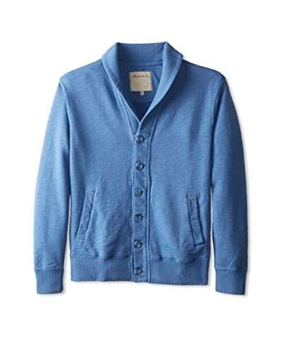 Mod-O-Doc Men's Slub French Terry Cardigan