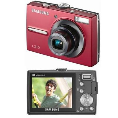 Samsung L210 is one of the Best Ultra Compact Digital Cameras for Low Light Photos Under $200