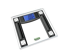 Gurin High Accuracy Digital Bathroom Scale with 4.3\