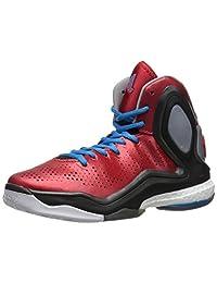 adidas Performance D Rose 5 Boost J Kids' Basketball Shoe (Big Kid)