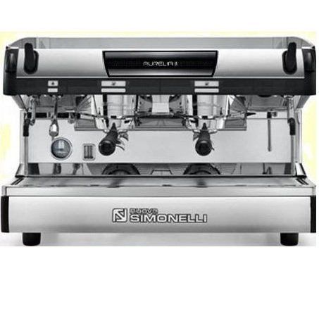 Simonelli Aurelia II Semi-automatic 2 Group Commercial