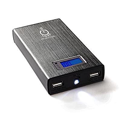 Power Bank with 6 Ft Micro USB Cables