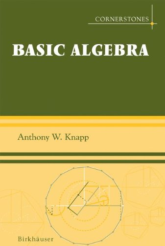 Basic Algebra (Cornerstones)