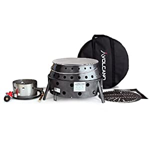 Volcano 3 Collapsible Cook Stove by Volcano