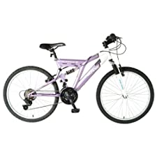 Polaris Ranger Girls' 24Inch Mountain Bike
