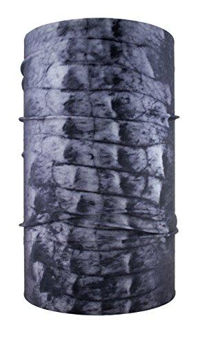 headloop scaldacollo tubolare Sciarpa Foulard testa panno in microfibra