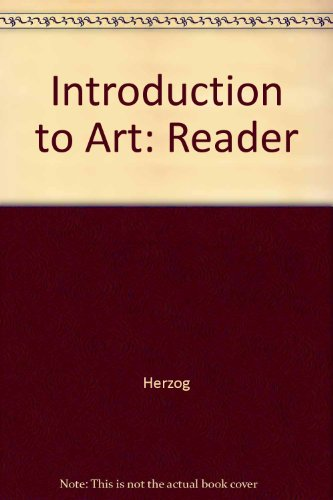Introduction to Art: Reader