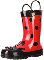 Western Chief Ladybug Rain Boot (Toddler/Little Kid/Big Kid)