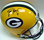 Brett Favre Green Bay Packers NFL Han...