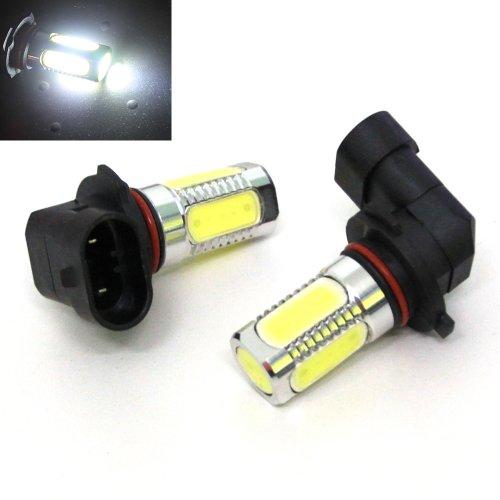 Lasm 9005 (Hb3) Type 7.5W High Power Smd Led Fog/Drl Bulb Xenon White Light (1 Pair)