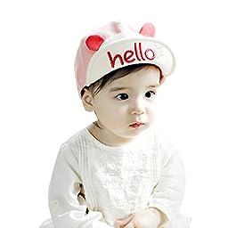 Lean In Unisex Baby Kid Child Toddler Lovely Baseball Beanie Cap Hat - 2019 best gift in USA
