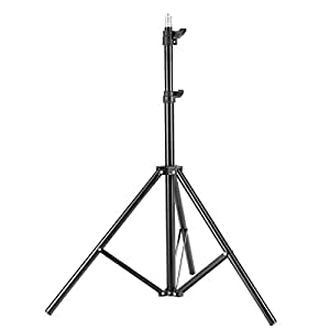 """Neewer 75""""/ 6 Feet Photography Light Stands for Relfectors, Softboxes, Lights, Umbrellas, Backgrounds"""