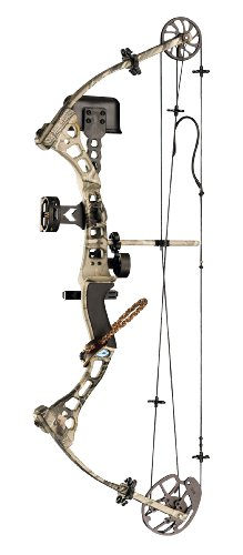 Diamond HD The Rock Bow Package Realtree Hardwoods